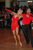 Jesper Birkehoj & Anna Anastasiya Kravchenko at Blackpool Dance Festival 2005