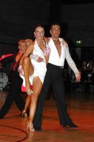 Massimo Regano & Silvia Piccirilli at International Championships 2005