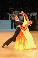 Alexei Galchun & Tatiana Demina at UK Open 2006