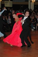 Nikolai Darin &amp; Ekaterina Fedotkina at Blackpool Dance Festival 2005