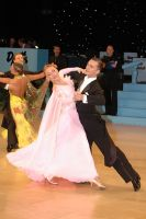 Nikolai Darin & Ekaterina Fedotkina at UK Open 2006