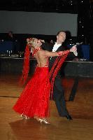 Nikolai Darin & Ekaterina Fedotkina at Universal 2008
