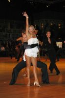Cedric Meyer & Angelique Meyer at Dutch Open 2005