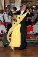 Nikolai Darin & Iulia Tutushina at Blackpool Dance Festival 2004