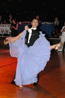 Daniele Gallaro & Kimberly Taylor at English Open Championships