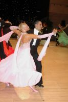 Daniele Gallaro & Kimberly Taylor at UK Open 2006
