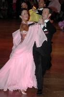 Photo of Anton Du Beke & Erin Boag