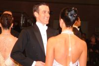Anton Du Beke & Erin Boag at UK Open 2004