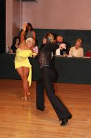 Alex Ivanets & Lisa Bellinger-Ivanets at EADA Dance Spectacular
