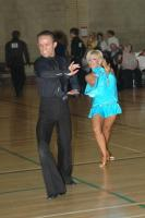 Alex Ivanets & Lisa Bellinger-Ivanets at South Of England 2005