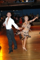 Alex Ivanets & Lisa Bellinger-Ivanets at English Open Championships
