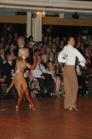 Alex Ivanets & Lisa Bellinger-Ivanets at Blackpool Dance Festival 2005