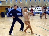 Alex Ivanets & Lisa Bellinger-Ivanets at The South of England