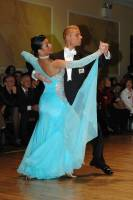 Andrea Zaramella & Letizia Ingrosso at Celtic Classic 2005