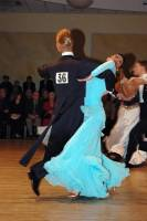 Andrea Zaramella &amp; Letizia Ingrosso at Celtic Classic 2005