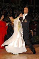 Andrea Zaramella & Letizia Ingrosso at International Championships 2005