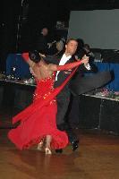 Andrea Zaramella & Letizia Ingrosso at Universal 2008