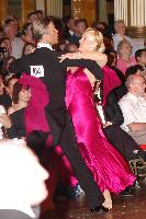 Alan Shingler & Donna Shingler at Blackpool Dance Festival 2004
