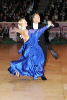 Alan Shingler & Donna Shingler at The International Championships