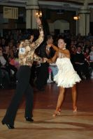 Sergey Sourkov & Agnieszka Melnicka at Blackpool Dance Festival 2005