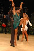 Sergey Sourkov & Agnieszka Melnicka at UK Open 2006
