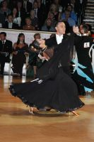 William Pino & Alessandra Bucciarelli at The International Championships