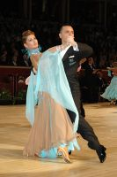William Pino & Alessandra Bucciarelli at International Championships 2005