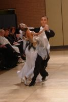 William Pino & Alessandra Bucciarelli at UK Open 2004