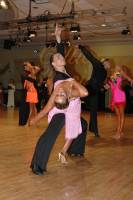 Evgeni Smagin & Rachael Heron at Celtic Classic 2005