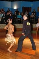 Evgeni Smagin & Rachael Heron at Imperial 2005