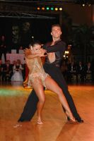 Evgeni Smagin & Rachael Heron at Dutch Open 2005