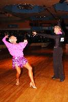 Martyn Long & Elaine Long at UK Open Ten Dance Championships