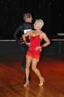 Martyn Long & Elaine Long at English Open Championships