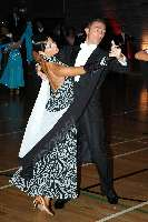 Vincent Simone & Flavia Cacace at The International Championships