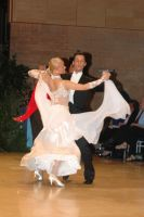 Oscar Pedrinelli & Kamila Brozovska at UK Open 2006