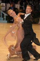 Roberto Villa & Morena Colagreco at UK Open 2006