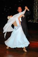 Eric Voorn & Charlotte Voorn at UK Open Ten Dance Championships