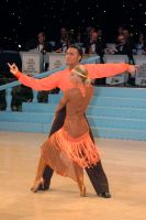 Stefano Di Filippo & Annalisa Di Filippo at UK Open 2006