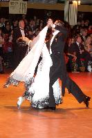 Mark Elsbury & Olga Elsbury at Blackpool Dance Festival 2004