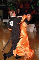 Tony Dokman & Amanda Dokman at Crystal Palace Cup 2004