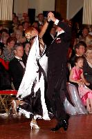 Tony Dokman & Amanda Dokman at Blackpool Dance Festival 2004