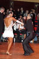 Koji Nishijima & Asumi Nishijima at Blackpool Dance Festival 2004