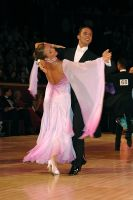 Federico Di Toro & Genny Favero at International Championships 2005