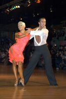 Michal Malitowski & Joanna Leunis at Dutch Open 2005