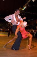 Michal Malitowski & Joanna Leunis at Dutch Open 2005