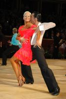 Michal Malitowski & Joanna Leunis at International Championships 2005