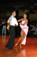 Fabio Modica & Tinna Hoffmann at Dutch Open 2005