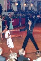 Emanuele Soldi & Elisa Nasato at Blackpool Dance Festival 2004