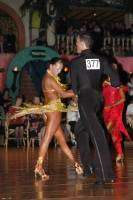 Emanuele Soldi & Elisa Nasato at Dutch Open 2004