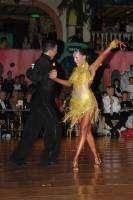 Emanuele Soldi & Elisa Nasato at Dutch Open 2004